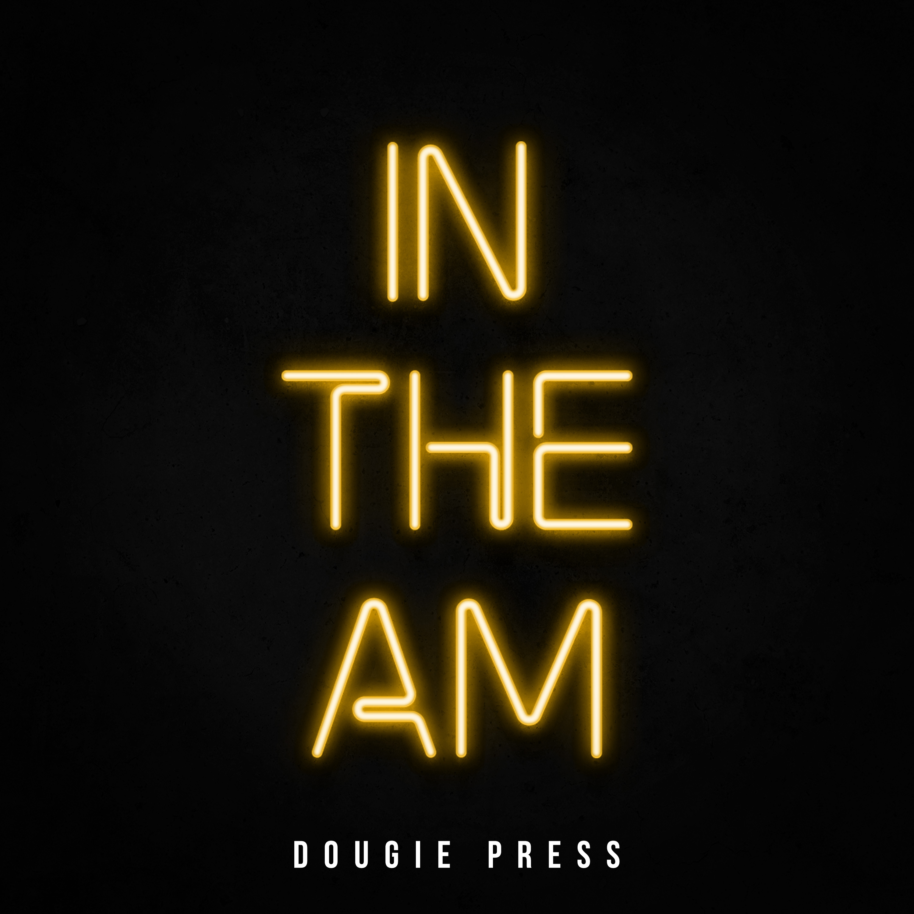 in the am single cover